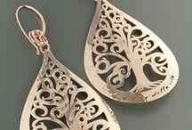 Σκουλαρίκια Ασημένια Γυναικεία
