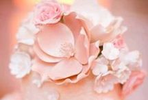 Think Pink! / A blushing board full of pretty pink wedding ideas & rose gold jewelry revelations!