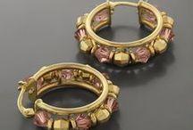 Σκουλαρίκια Χρυσά - Gold earrings