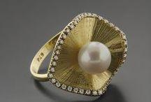 Δαχτυλίδια με Μαργαριτάρια - Rings with Pearls