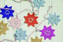 Crafts: Stars & Snowflakes