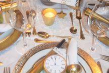 Table setting / Table setting