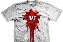 RAF :  Rote Armee Fraktion / Allies in heaven - Comrades in hell