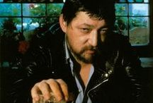 Rainer Werner Fassbinder / We all wanted to be Fassbinder, only not so fat and ugly.