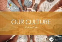 #CultureCode / A successful organization starts with great company culture. Company values, vision and guidelines define a business and, ultimately, its performance. See how top companies create and foster their culture -- and share your #CultureCode too.