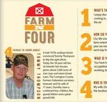 Farm N Four / A new feature in Neighbors magazine introduces readers to farmers from across the state with just four questions.
