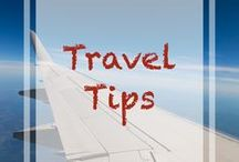 Travel Tips / A board with tons of pins that link to content that will help you travel. From tips for planning, whilst on the road and other tips related to travel. Read this to help you #travel better and smarter.