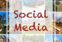 Instagram and Social Media / Links to anything to do with Instagram and other social media platforms