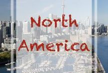 North America Travel / A board with tons of pins that will help you travel to North America, including the USA, Canada and Mexico. From city guides, things to do at the destination, itineraries and so much more. Check these pins to find the best content for your travels to #NorthAmerica.
