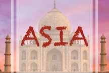 Asia Travel / A board with tons of pins that will help you travel to Asia. From city guides, things to do at the destination, itineraries and so much more. Check these pins to find the best content for your travels to #Asia.