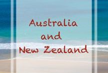 Australia and New Zealand Travel / A board with tons of pins that will help you travel to Australia and New Zealand. From city guides, things to do at the destination, itineraries and so much more. Check these pins to find the best content to help you #travel to #Australia and #NewZealand .