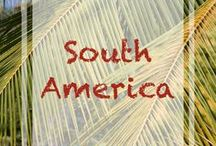 South America Travel / A board with tons of pins that will help you travel to South America. From city guides, things to do at the destination, itineraries and so much more. Check these pins to find the best content for your travels to #SouthAmerica.
