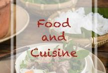 Food, Cuisine and restaurants / A board with tons of pins that link to great articles on food and travel. Including posts on what to eat at destinations, restaurant recommendations and more. #restaurant #food #travel