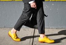 Men's wear / by Pop Prates