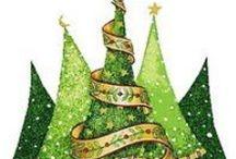 HOLIDAYS-CHRISTMAS / by Julie Marschand