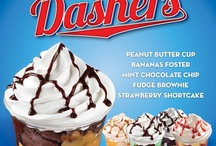 Carvel Sundae Dashers / by Carvel