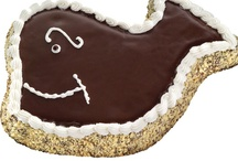 Fudgie the Whale / Official Spokescake Fudgie the Whale / by Carvel