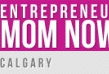 Entrepreneur Moms: Calgary and Southern Region / A collaborative board for Entrepreneur Mom Now Calgary and Southern Region's Pink Partners featuring local women in business.