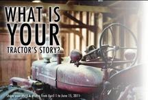 Tractor Stories / http://antiquetractorblog.com