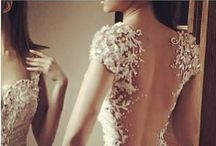 Wedding / dream weddings, the dress, the venue, the design, the love.