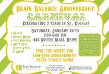 Brain Balance of Utah - St. George / 446 South Mall Drive, Suite B-6,  St. George, Utah (435) 627-8500 stgeorge@brainbalanceutah.com