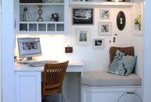 Storage Ideas + designs