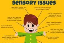 Who We Can Help:  Sensory Issues