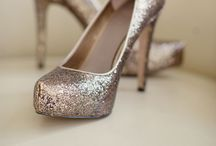 Shoes in all their glamour