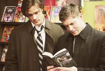 Supernatural / by Cole Cast-Horan