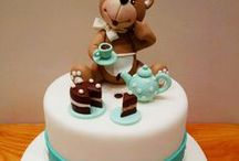 Baby Shower Cakes / For the Sweet Bundle of Joy...