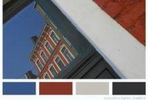 Colours of Gent / Colour hunting in the city of Gent in Belgium. http://coloursofgent.tumblr.com/  Veronikova