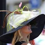 Dazzling Derby Hats / The Kentucky Derby, Ascot, all derby's..Horse racing!