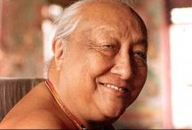 H.H. Kyabje Dilgo Khyentse Rinpoche, born 1910 - 1991, reborn 1993 / HH Kyabje Dilgo Khyentse Rinpoche was a true mountain of Loving Kindness and Compassionate Wisdom... Bigger than Life... He is one of my Root Gurus and I remember HIM with infinite Gratetude... AND I because of HIM, I now know... in what direction to go... thinking of HIS immence spacious kindness and generous goodness... Thank You...