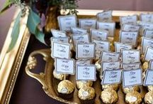 Wedding Favors / Your wedding is one of the most important and memorable events that can happen in one's life...so give your family, friends, and guests a keepsake.