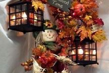 Creative Fall Decors / Fall is just around the corner! Decorate your house with some creative fall decors from this board.