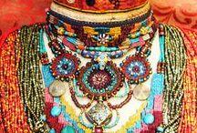 Gypsi, boho, hippie, bohemia jewelry. / Jewelry.