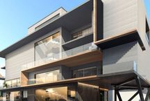 Facade design by Essentia Environments / By Essentia Environments