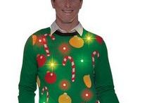 The Most Ugly Christmas Sweaters
