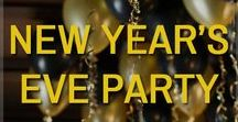 New Year's Eve Party Style! / Planning a New year's Eve Party-Toast and bring in 2015 in Style...