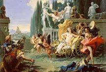 XVIII Century - 1700 / Arte del diciottesimo secolo - 1700
