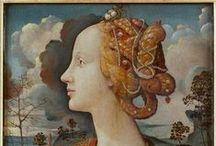 XV Century - 1400 / Arte del quindicesimo secolo, 1400