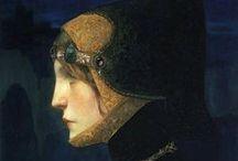XX Century - 1900 / Arte del ventesimo secolo - 1900