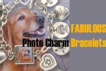 Our Favorite Photo Charm Bracelets / A collection of Zelda's Song photo charm bracelets created for our customers.