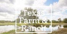 Farm & Ranch / Texas Land, Farm and Ranches for sale!