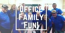Office Fun! - CBRonBrown Family - Sharing Special Moments / Watch the Coldwell Banker Ron Brown family in action! Daily activities, special moments, office fun, and much more!
