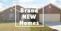 Brand New Homes / Personalize your new construction home.