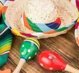 The Colorful Cinco de Mayo / This is rapidly becoming a huge holiday in America. As we celebrate the holiday, we want to give you ideas on how to enjoy the event.