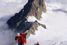 ht-Mountain climbing