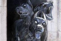 Gothic pictures. / Art.