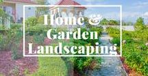 Home Garden/Landscaping / Perfect landscaped yards, garden space, low maintenance, the envy of neighborhood